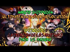 NARUTO SHIPPUDEN ULTIMATE NINJA STORM REVOLUTION PC GAMEPLAY | EP 1 | CR...