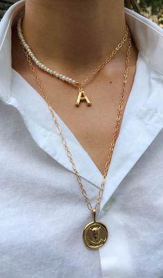 Evil Eye Necklace / Gold Evil Eye Necklace / Diamond Evil Eye Jewelry with Sapphire / Good Luck Necklace / Evil Eye Charm - Fine Jewelry Ideas Beaded Jewelry, Fine Jewelry, Handmade Jewelry, Women Jewelry, Trendy Jewelry, Gold Jewelry, Layered Jewelry, Jewellery, Simple Jewelry
