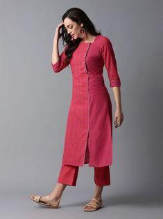 Salwar Designs, Simple Kurti Designs, Kurta Designs Women, Kurti Designs Party Wear, Blouse Designs, Cotton Kurtis Designs, Long Kurta Designs, Plain Kurti Designs, Kurti Sleeves Design