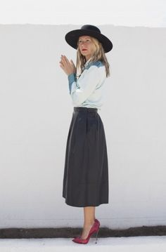 Western Trend | Tibi - Official Site