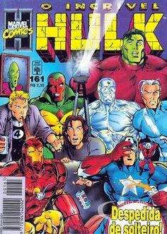 Incrível Hulk, O n° 161 - Abril