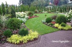 Garten A small but roomy garden;) - page 39 - Garden forum - Garden Unfinished furniture can be just Outdoor Landscaping, Landscaping Plants, Front Yard Landscaping, Back Gardens, Outdoor Gardens, Amazing Gardens, Beautiful Gardens, Garden Borders, Garden Cottage