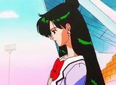 Sailor Moon Screencaps, Sailor Pluto, The Guardian, Anime, Aesthetics, Art, Random, Girls, Art Background