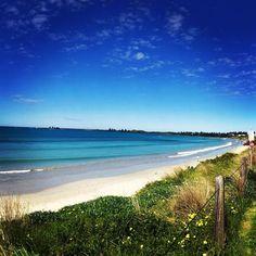 Port fairy beach 26 degrees. #relax #26weekspregnant #portfairy #victoria #spring by jenex_fitness