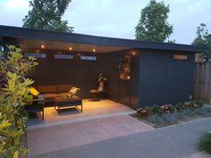 Backyard, Patio, Garden Landscaping, Home Office, Sweet Home, Home And Garden, House Design, Landscape, Outdoor Decor