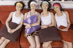 Skin Care from the Produce Department: Raw Food Face Masks