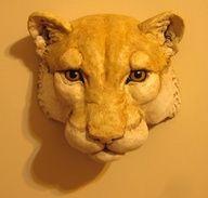 How to make Paper Mache' Masks