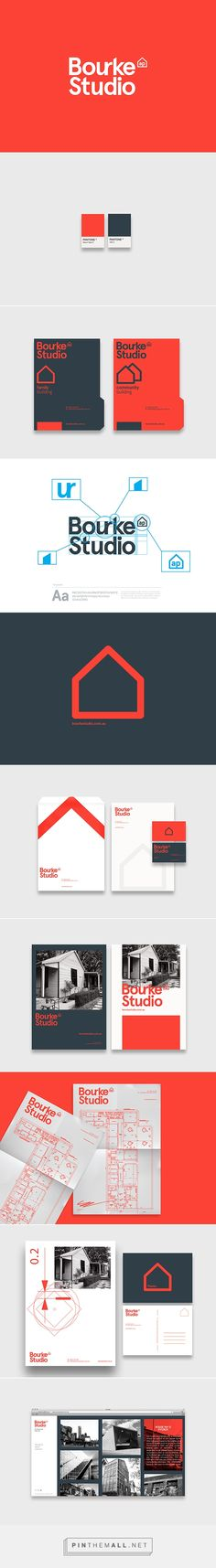 Bourke Studio on Behance - - - - - - - - - - - - - - --... - a grouped images picture - Pin Them All