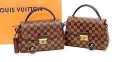 กระเป๋าหลุยส์ LV Croisette Damier ทรงสวย ชิคๆ ของใหม่ พร้อมส่ง!! - Iris Shop