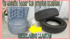 Tire Furniture, Reupholster Furniture, Diy Outdoor Furniture, Recycled Furniture, Furniture Making, Baby Pageant Dresses, Tire Craft, Tyres Recycle, Dollar Tree Decor
