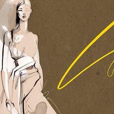 From archives! 2014, DIOR!!!! All on @ETSY #watercolor #fashion #illustration  www.etsy.com/shop/julijalubgane  #julijalubganeillustration #gallery #ink #inspiration #interior #etsy #etsyshop #fashion #fashionillustrator #fashionillustration #yellow #design #apparel #fancy #sketch #sketchbook #paper #pencil #poster #digital #digitalpainting #digitalart #digitallife #wacom #cintiq @illustrationanz @sketch_daily @etsy @etsytown @dior