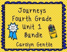 My librarian is a camel activities 4th grade journeys unit 1 journeys unit 1 bundle 4th grade 20142017 version fandeluxe Images