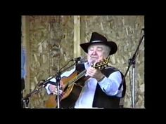 One of the first bluegrass shows I filmed, this is just a ten minute clip of a 45 min show in my library. A real entertainer Country Music Videos, Famous Singers, Cowboy Hats, Mac, Songs, Western Hats, Song Books, March, Poppy