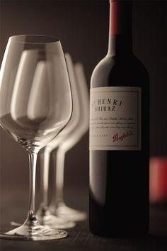 Penfolds Wine - Wine Photography