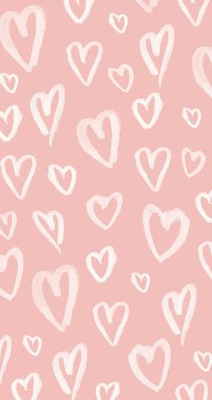 42 Ideas For Wallpaper Quotes Pink Heart Cute Patterns Wallpaper, Trendy Wallpaper, Pastel Wallpaper, Pretty Wallpapers, Cool Wallpaper, Wallpaper Quotes, Wallpaper Downloads, Heart Iphone Wallpaper, Iphone Background Wallpaper