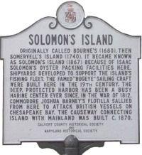 Solomons Island, MD