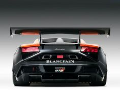 2013 Reiter Engineering Lamborghini Gallardo GT3 FLII Rear | Car ...