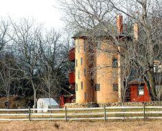 Unknown Castle - Topeka, Kansas