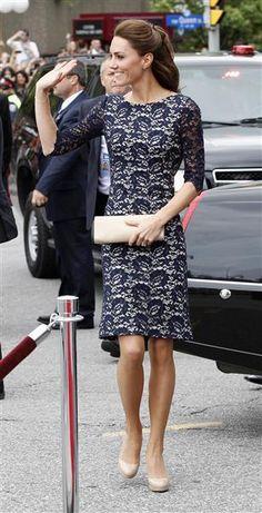 Love Princess Kate's Style!