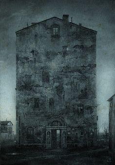 """""""The wall"""" by Yaroslav Gerzhedovich"""