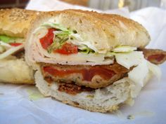 Philadelphia: 10 Amazing Hoagies You Should Eat | Fried tomato special Chickie's