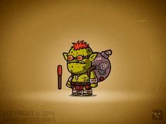 CARTOON CHARACTERS - RPG by Daniel Ferenčak, via Behance Game Character Design, Game Design, Graffiti, 2d Game Art, Game Background, Game Concept Art, Cartoon Characters, Vector Art, Comic Art