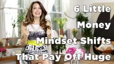Click the Pin for Awesome Topics on Law Of Attraction Law of Attraction - Money Mindset - good video - great strategies to stop negative talk - and scarcity thinking! Very positive and upbeat! We can succeed - we can rewire - we can TRAIN UR BRAIN ; Law Of Attraction Money, Law Of Attraction Quotes, Wealth Affirmations, Attract Money, Manifesting Money, Money Quotes, Successful Women, Money Matters, Happy People