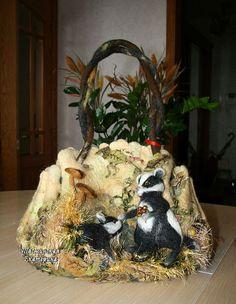 Женские сумки ручной работы. Ярмарка Мастеров - ручная работа барсучьи деньки. Handmade.
