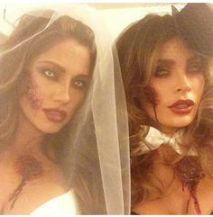 Zombie bride and groom                                                                                                                                                                                 More