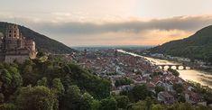 Heidelberg: Die offizielle Webseite www.heidelberg.de Tourist Information, Germany Travel, Day Trips, Paris Skyline, Countries, Royalty, Castle, Wanderlust, Bucket