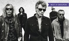 Groupon - Bon Jovi – This House Is Not For Sale – Tour on April 11 at 7:30 p.m.  in Air Canada Centre. Groupon deal price: C$19.75