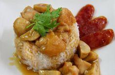 ข้าวหน้าไก่ thai food
