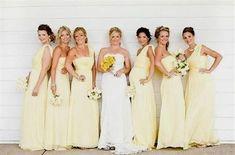 light yellow bridesmaid dresses 2016/17 » My Dresses Reviews