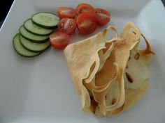 Craft with Ruth Cartwright: Pancakes with Spinach and mozzarella - weekly menu...