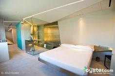 The Junior Suite at the Hotel Silken Puerta America