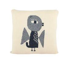 bird knit pillow - Recherche Google