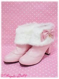 Resultado de imagen para botas de lolita