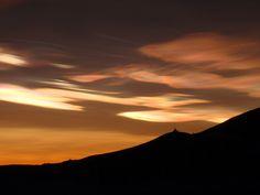 Nacreous Clouds Antarctica Antarctica, Weather, Clouds, Celestial, Sunset, Amazing, Photography, Outdoor, Sunsets