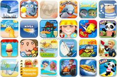 38 Sommerliche Apps für Kinder
