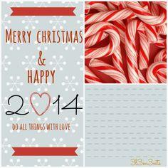 Happy happy holidays!!