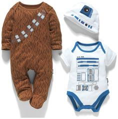 Buy Disney Star Wars Gift Set - 0-3 Months at Argos.co.uk, visit Argos.co.uk to shop online for Unisex baby clothes, Baby clothing, Clothing