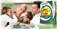 C24/7 Natura-ceuticals - Virgilio Aberte | EC Business Super Green Food, Marketing Presentation, Love Your Family, Essential Fatty Acids, Our Body, Budgeting, Kenya, Business, Health