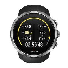 Suunto Spartan Sport Black – Multisport-GPS-Uhr