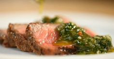 Three steps to creating a tantalizing crust on steak
