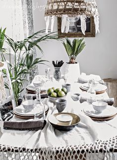 Nordic Spring tablecscape