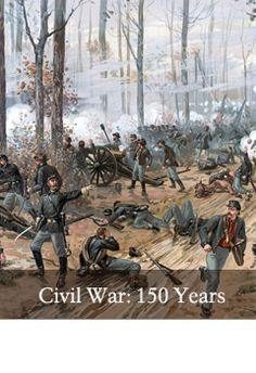 From the National Park Service - Civil War Site & timeline