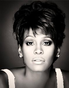 No famous persons' passing has ever moved me...ever! And then we lost Whitney....and suddenly I felt like I'd lost a very close family member. I think about Whitney all the time. | 1963-2012