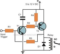 Homemade Circuit Projects: Transistor Latch Circuit Explained