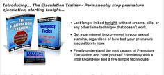 Ejaculation Trainer
