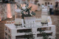 #lemonade stand #reception #kefalonia #greecewedding Greece Wedding, Lemonade, Your Favorite, Reception, Wedding Day, Table Decorations, Beautiful, Home Decor, Pi Day Wedding